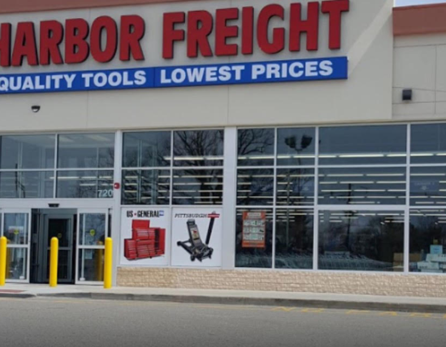 Harbor freight dayville ct